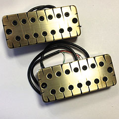 Bare Knuckle Aftermath Covered Set 7-String « Micro guitare électrique