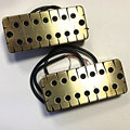 Pickup E-Gitarre Bare Knuckle Aftermath Covered Set 7-String