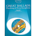 Music Sales Guest Spot Great Ballads « Play-Along