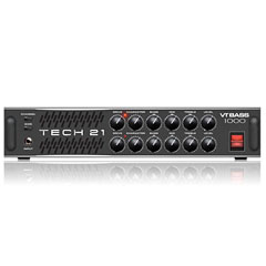 Tech 21 VT 1000 « Bass Amp Head