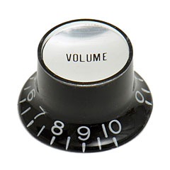 Göldo KB20B Bell-Knob for Gibson « Bouton potentiomètre