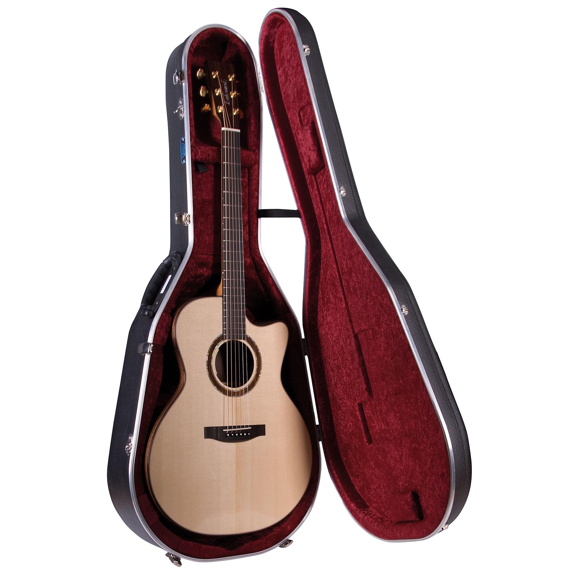 hiscox pro ii gj acoustic guitar case. Black Bedroom Furniture Sets. Home Design Ideas