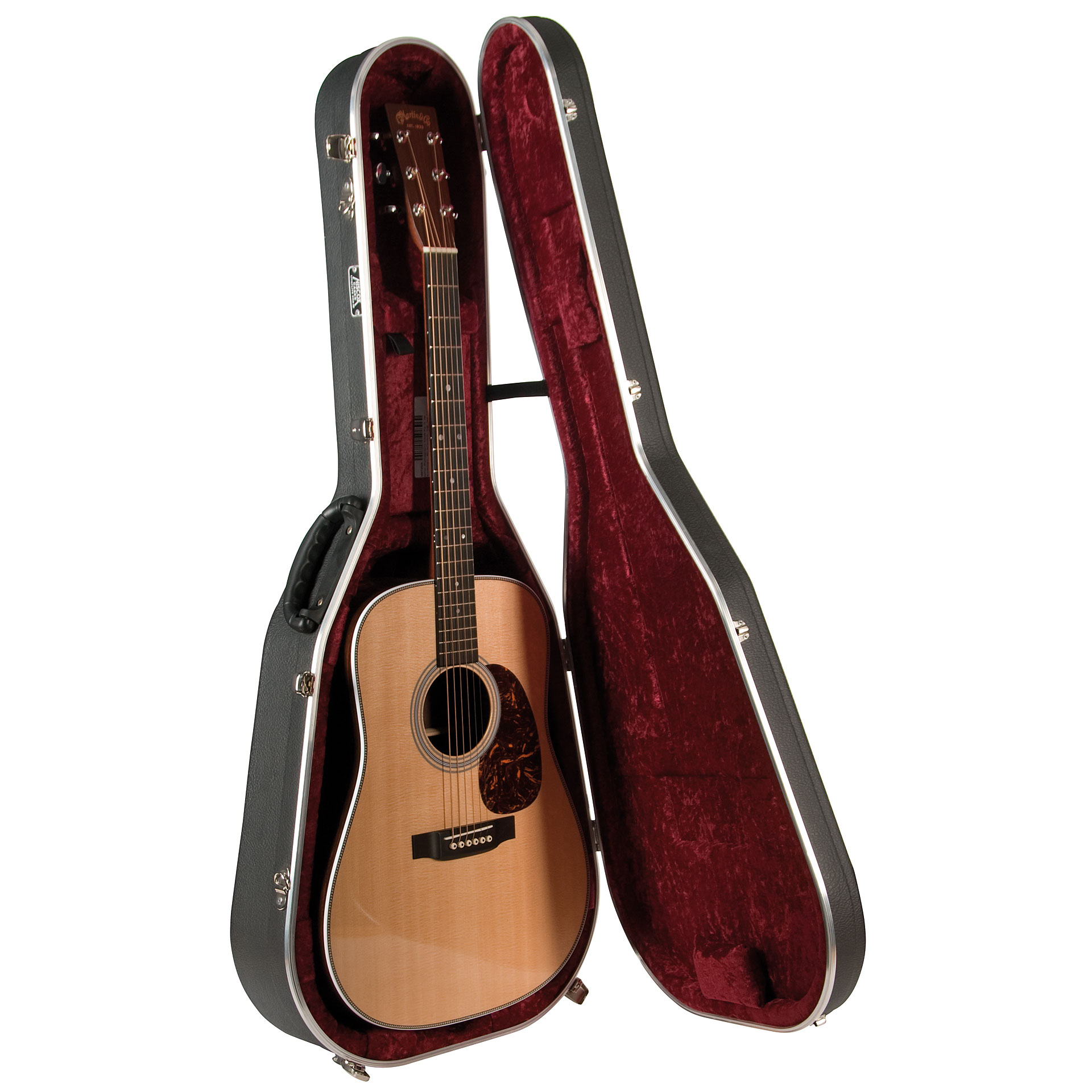 hiscox pro ii gad acoustic guitar case. Black Bedroom Furniture Sets. Home Design Ideas