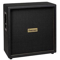 "Friedman 4x12"" BLK « Ερμάριο ηλεκτρικής κιθάρας"