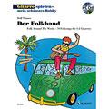 Нотная тетрадь  Schott Der Folkband