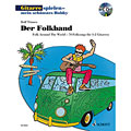Recueil de Partitions Schott Der Folkband