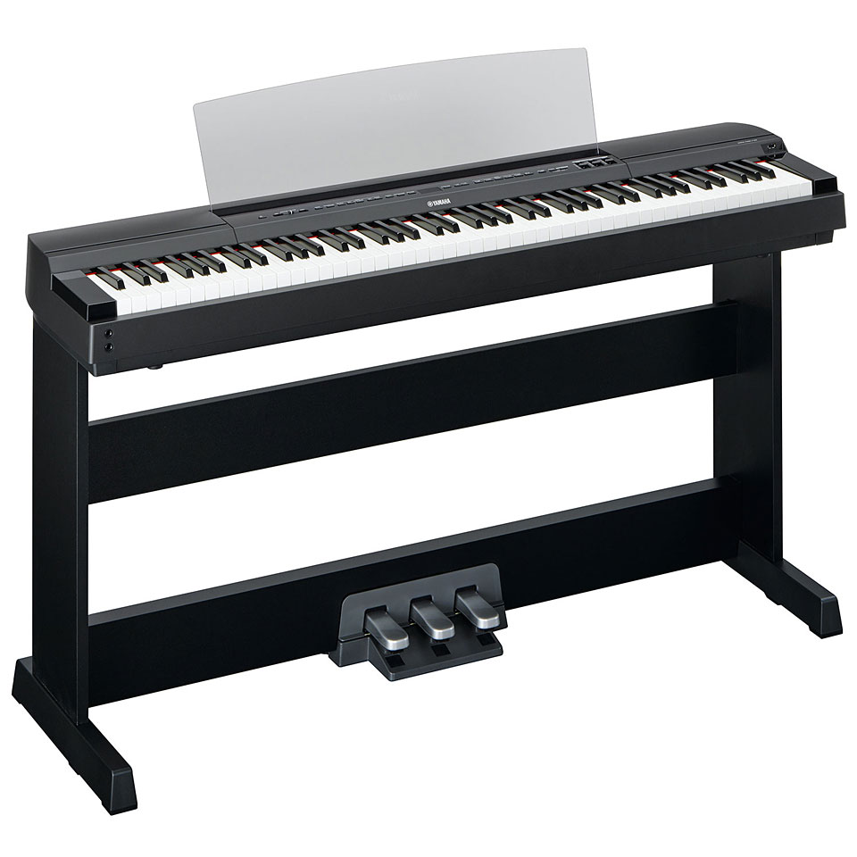 yamaha p 255 b stage piano. Black Bedroom Furniture Sets. Home Design Ideas