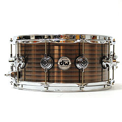 "DW Collector´s 14"" x 6½"" Vintage Copper over Steel « Snare"