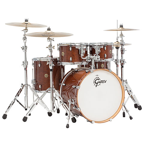 "Schlagzeug Gretsch Drums Catalina Maple 22"" Walnut Glaze Shellset"