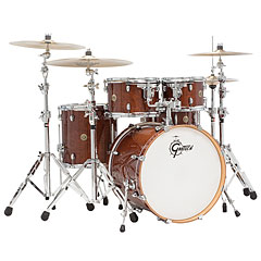 "Gretsch Drums Catalina Maple 22"" Walnut Glaze Shellset « Drumstel"
