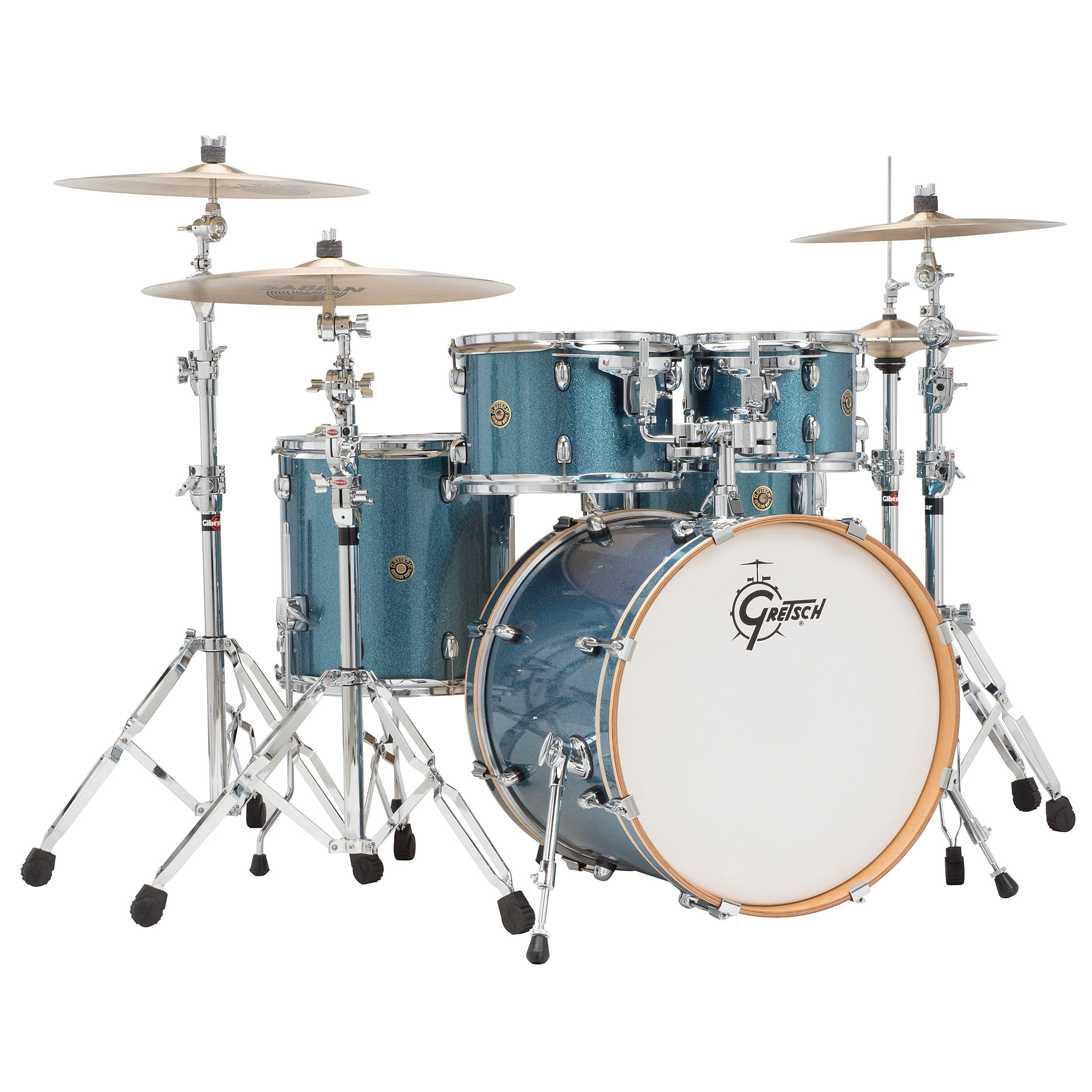 964dcf892ed1 ... Drum Kit Gretsch Drums Catalina Maple CM1-E825-AS (5)