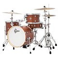 "Batería Gretsch Drums Catalina Club 18"" Satin Walnut Glaze Drumset"