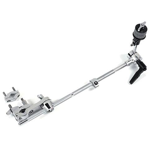 Beckenhalter DW Mega Clamp V to Eyebolt with 912 Cymbal Arm