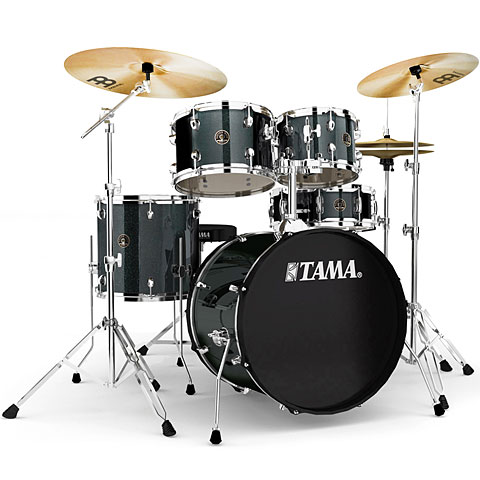 Tama Rhythm Mate 20  Charcoal Mist Complete Drumset