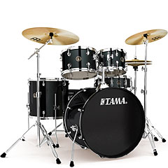 "Tama Rhythm Mate 22"" Black Complete Drumset « Batterie acoustique"