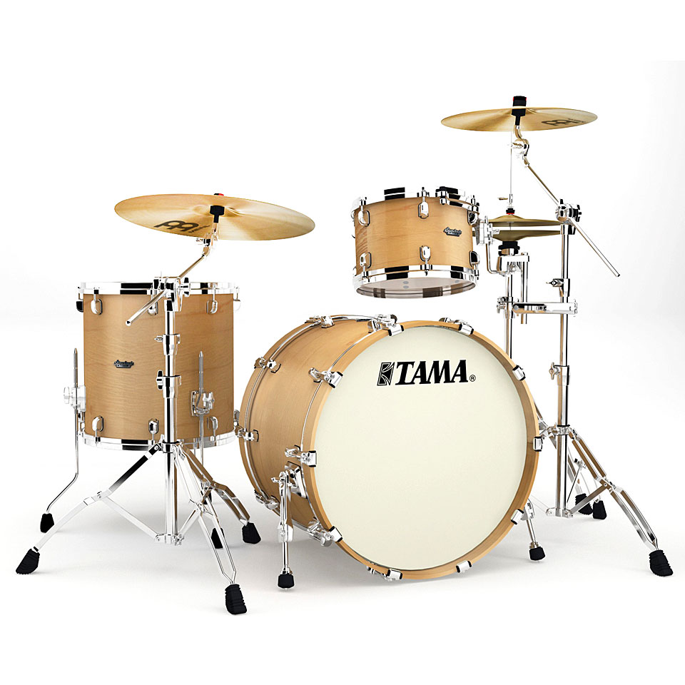 Tama starclassic maple mp32rzs vam drum kit for Classic house drums