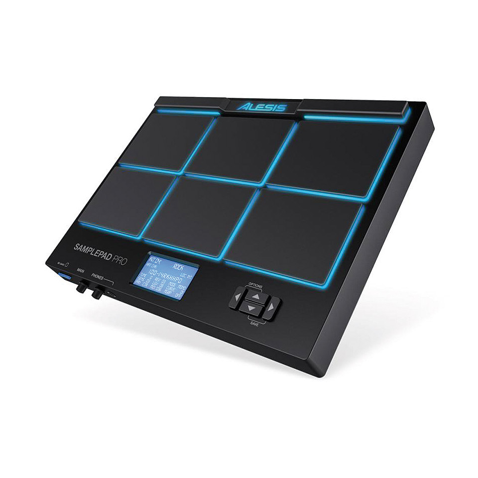 Edrummodule - Alesis Sample Pad Pro Percussion Pad - Onlineshop Musik Produktiv