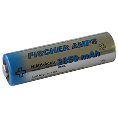 Fischer Amps AA 1,2V 2850 mAh « Rechargeable Batteries