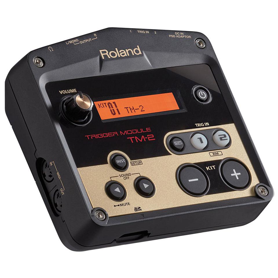 Edrummodule - Roland TM 2 Trigger Module E Drum Modul - Onlineshop Musik Produktiv