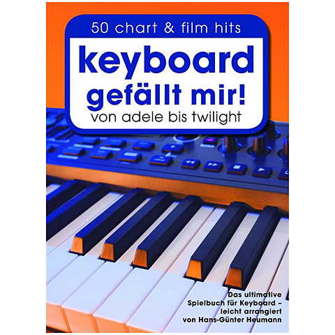 Notenbuch Bosworth Keyboard gefällt mir! Band 1