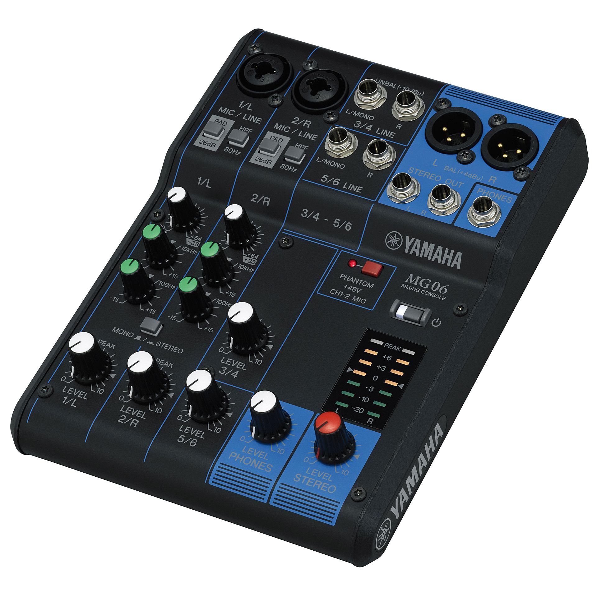 Yamaha Mm Mixer