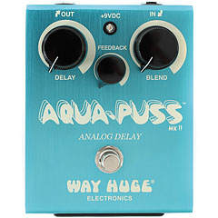 Way Huge Aqua Puss « Pedal guitarra eléctrica