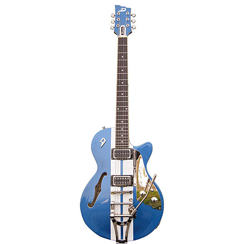Duesenberg Starplayer TV Mike Campbell DTV-MC « Guitarra eléctrica