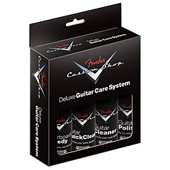 Fender Custom Shop Deluxe Guitar Care Kit « Limpieza guitarra/bajo