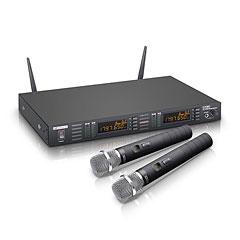 LD-Systems WS-1G8HHC2 « Micrófono inalámbrico
