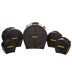 Hardcase 22/10/12/16/14 Drum Case Set for Hyperdrive Sets « Case para batería