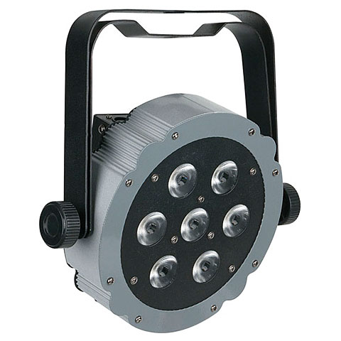 Lámpara LED Showtec Compact Par 7 CW/WW