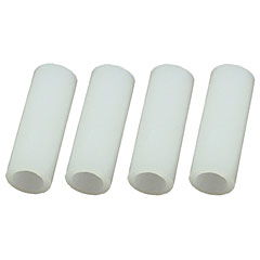 Gibraltar Cymbal Sleeves 6 mm White 4 Pcs.