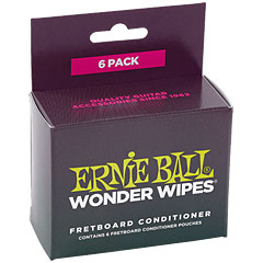 Ernie Ball Wonder Wipes EB4276