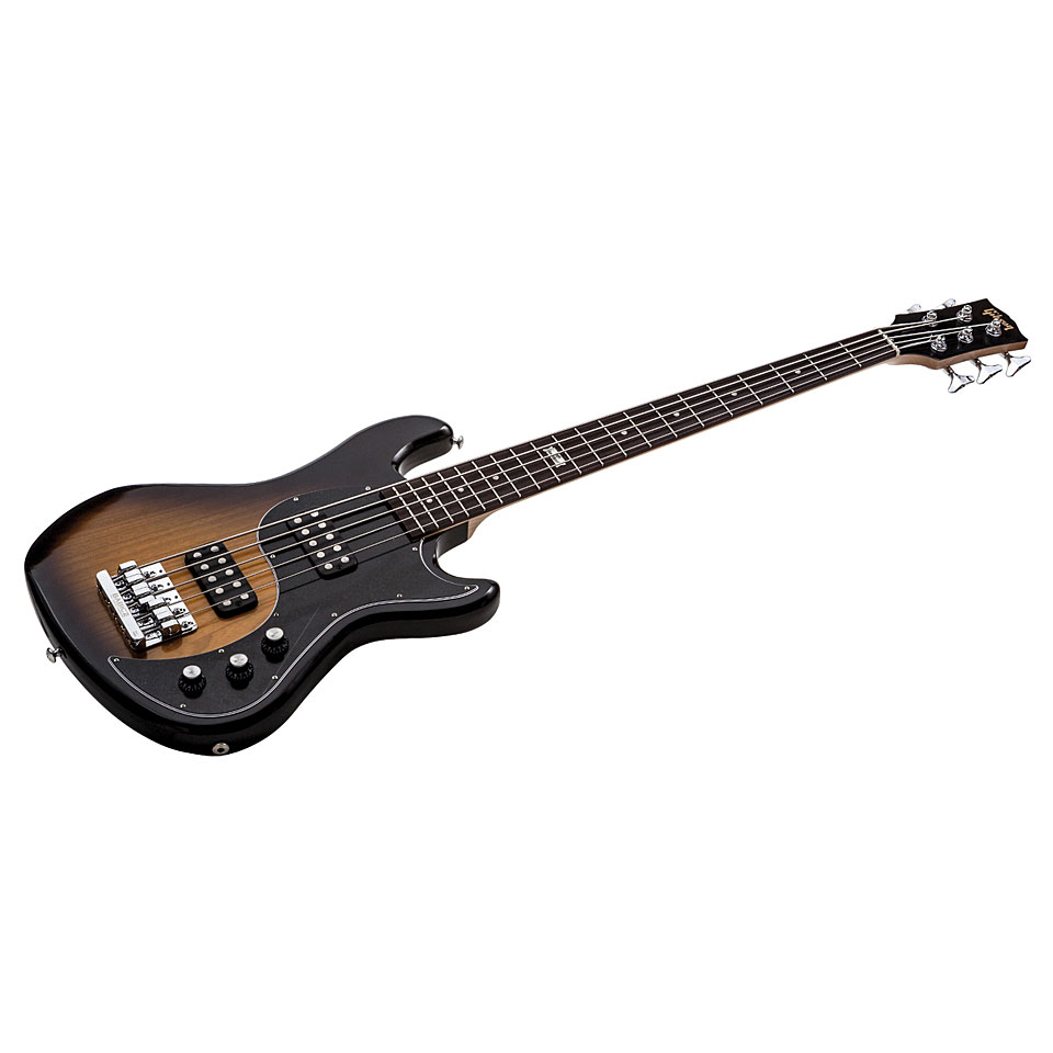 gibson eb bass 5 string 2014 vs electric bass guitar. Black Bedroom Furniture Sets. Home Design Ideas