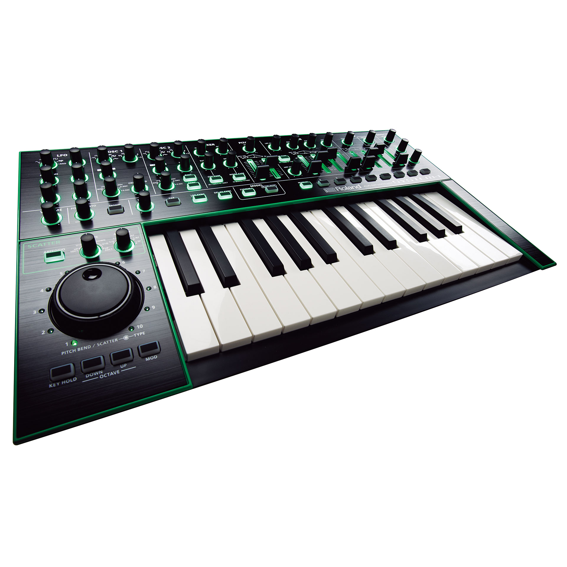 Roland Aira System 1 171 Sintetizador Musik Produktiv