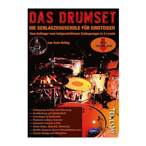 Tunesday Das Drumset- Vom Anfänger zum Fortgeschrittenen
