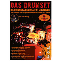 Tunesday Das Drumset- Vom Anfänger zum Fortgeschrittenen « Instructional Book