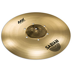 Sabian AAX SA218XISOCB « Cymbale Crash