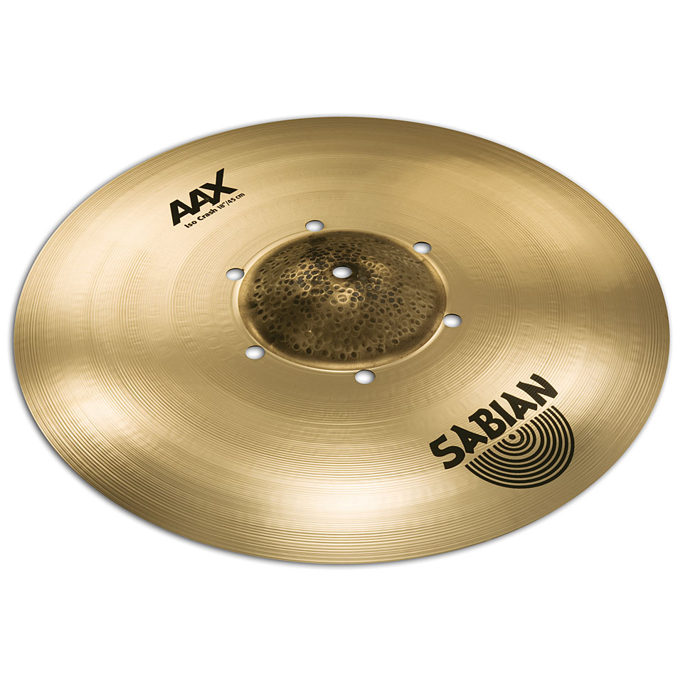 sabian aax sa218xisocb crash cymbal musik produktiv. Black Bedroom Furniture Sets. Home Design Ideas