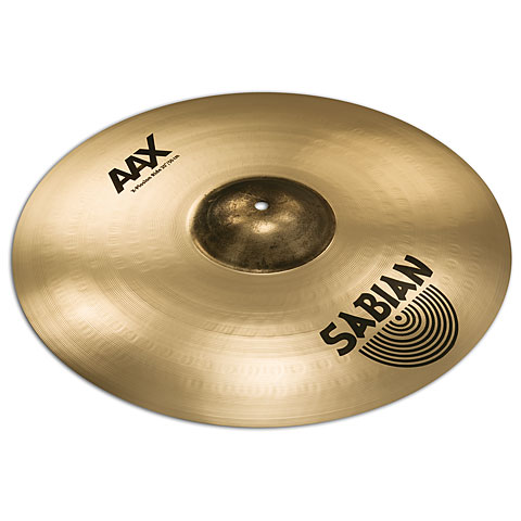 "Sabian AAX 20"" Brilliant X-Plosion Ride"