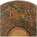 """Crash-Becken Meinl Byzance Extra Dry 17"""" Thin Crash"""