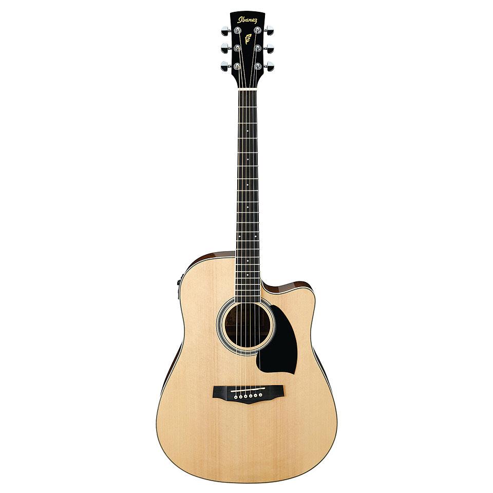 Westerngitarren - Ibanez PF15ECE NT Westerngitarre - Onlineshop Musik Produktiv