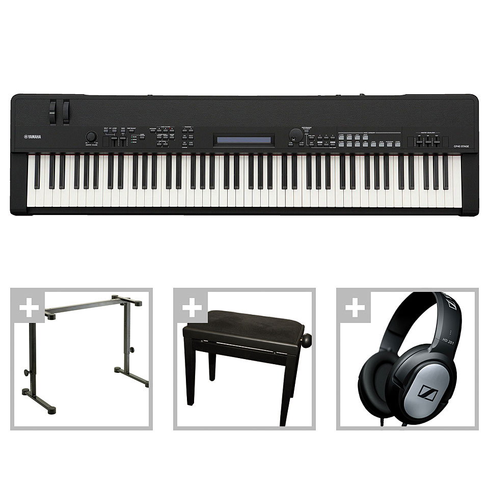 Yamaha Cp Bundle