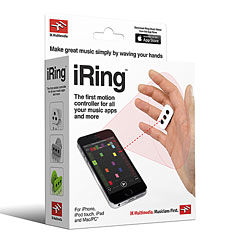 IK-Multimedia iRing White