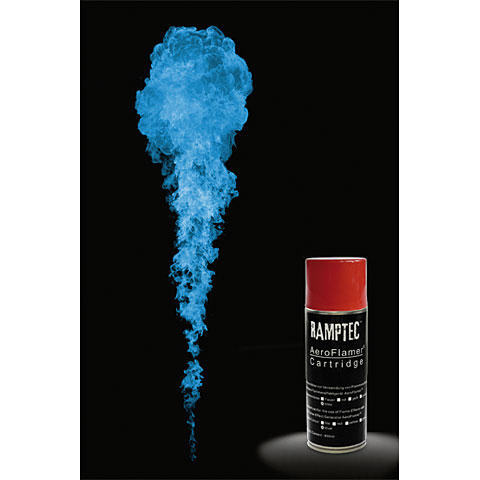 Ramptec Aerosolfluid, blue, 450 ml