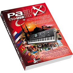 Korg Pa 3X TK Software « Software Update