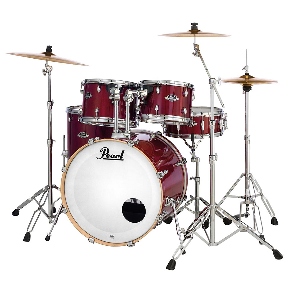 pearl export lacquer exl705np c 246 drum kit. Black Bedroom Furniture Sets. Home Design Ideas