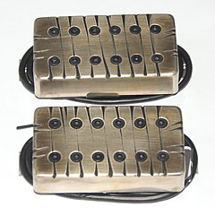 Bare Knuckle Juggernaut Covered Set « Pastillas guitarra eléctr.