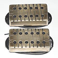 Pastillas guitarra eléctr. Bare Knuckle Juggernaut Covered Set