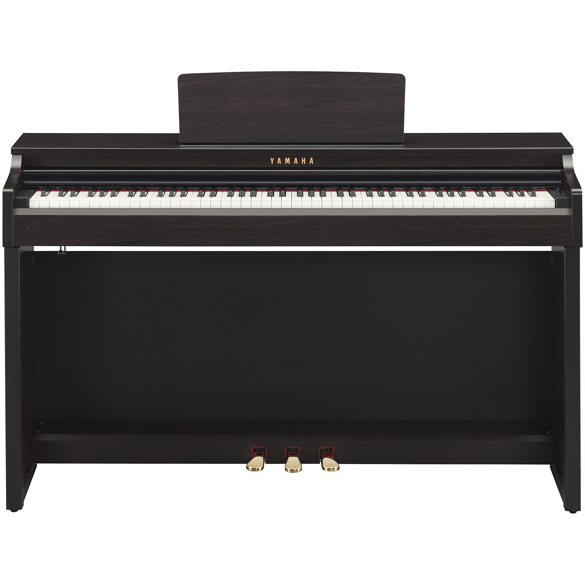 yamaha clavinova clp 525r digital piano. Black Bedroom Furniture Sets. Home Design Ideas
